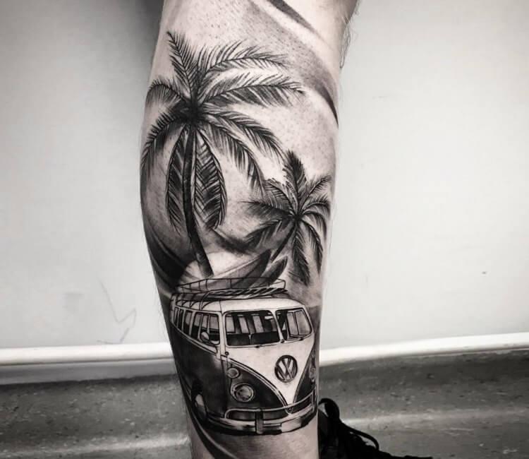 Tattoo surf 100 of