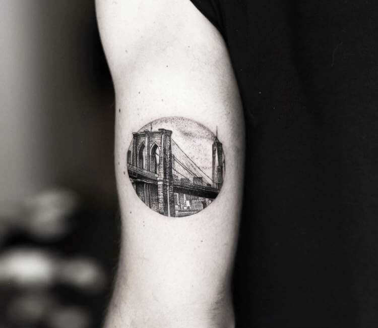 New York City tattoo by Alessandro Capozzi   Post 22384