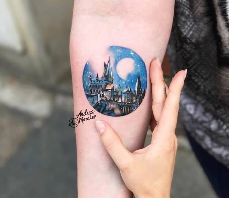 The Best Harry Potter Tattoo Ideas Popsugar Tech 3