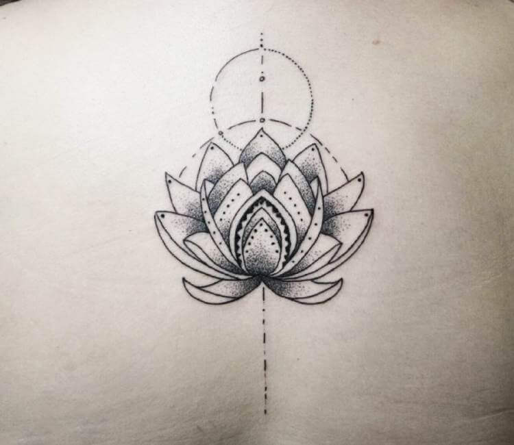 Lotus Flower Tattoo Mandala Flowers Healthy