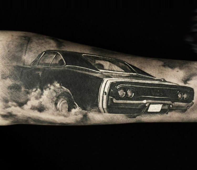 Muscle Car Tattoos Www Picturesboss Com
