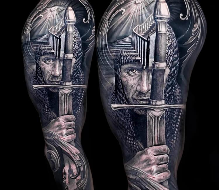 Arlo Dicristina Tattoo Artist: World Tattoo Gallery