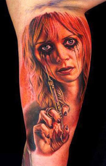 horror tattoo by nikko hurtado post 8497
