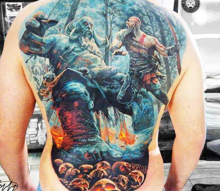 Godofwar Tags Tattoo Ideas World Tattoo Gallery