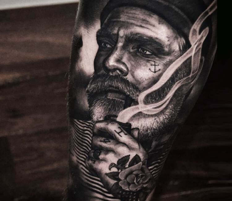 sailor tattoo by ben thomas post 21293