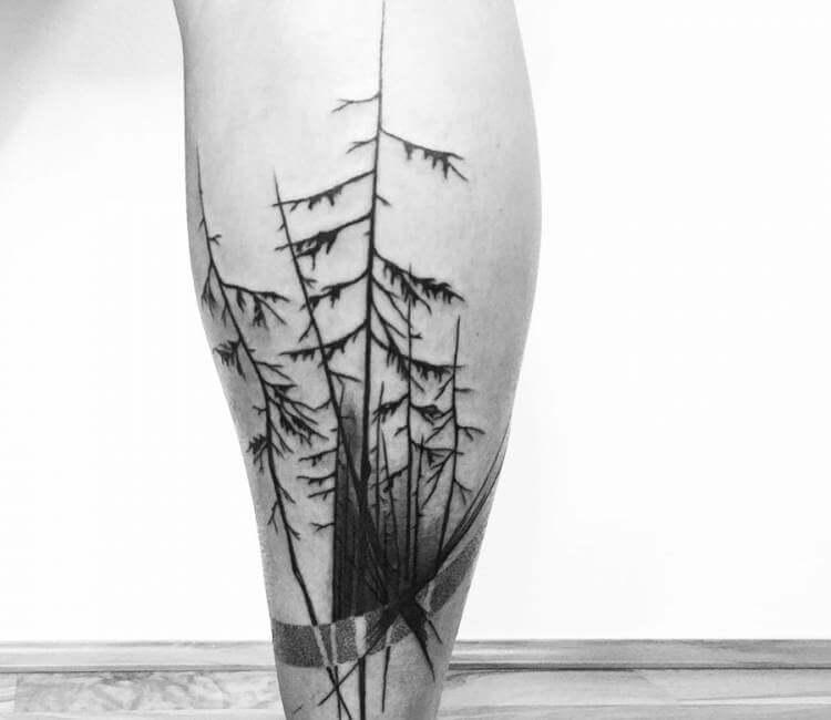 Dark Forest Tattoo By Block Tattoo Post 17802