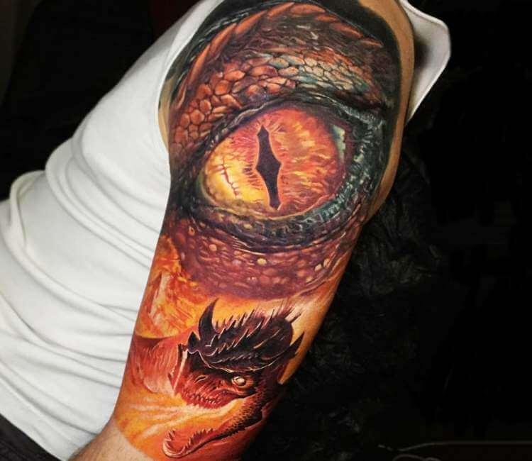 Dragon Tattoo By Boris Tattoo Post 24814