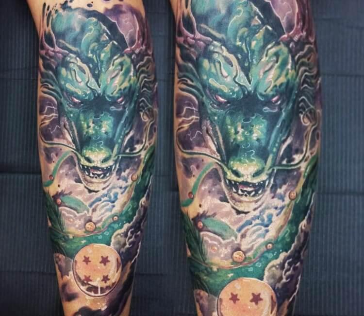 Shenron Tattoo By Brian Constanza Post 24429