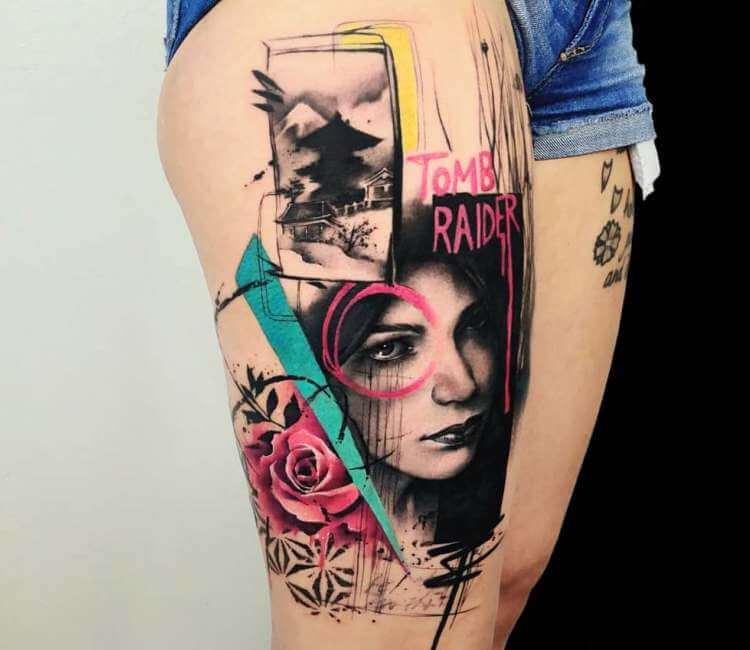 Thigh Tattoos World Tattoo Gallery Page 10