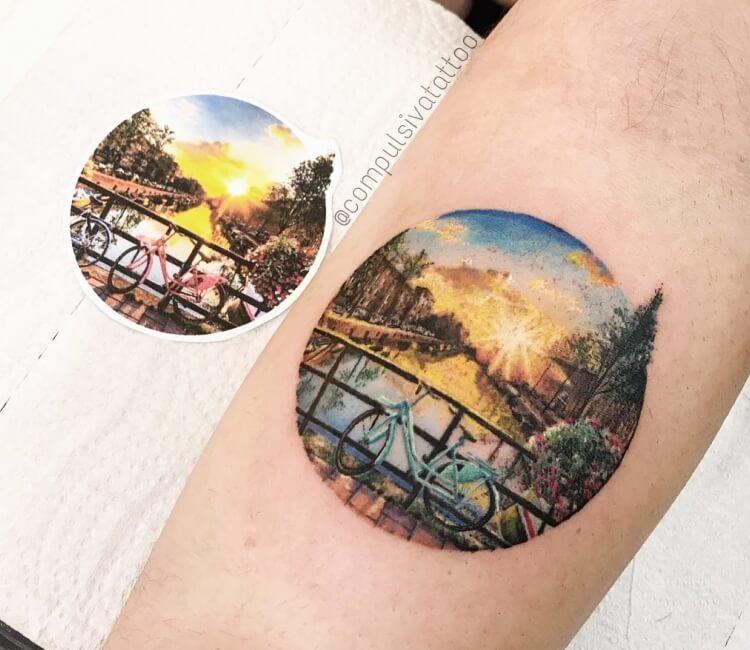 Amsterdam Tattoo By Compulsiva Tattoo Post 28471