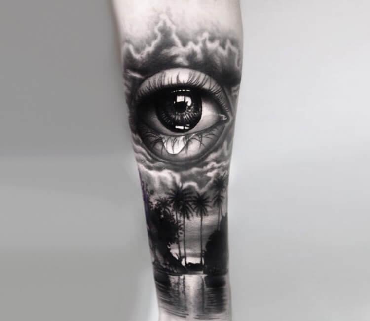 dd1e0234e Sunset tags tattoo ideas | World Tattoo Gallery