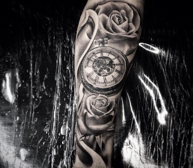 84be0262beb4f Watch Tattoo Motive   World Tattoo Gallery   Page 2