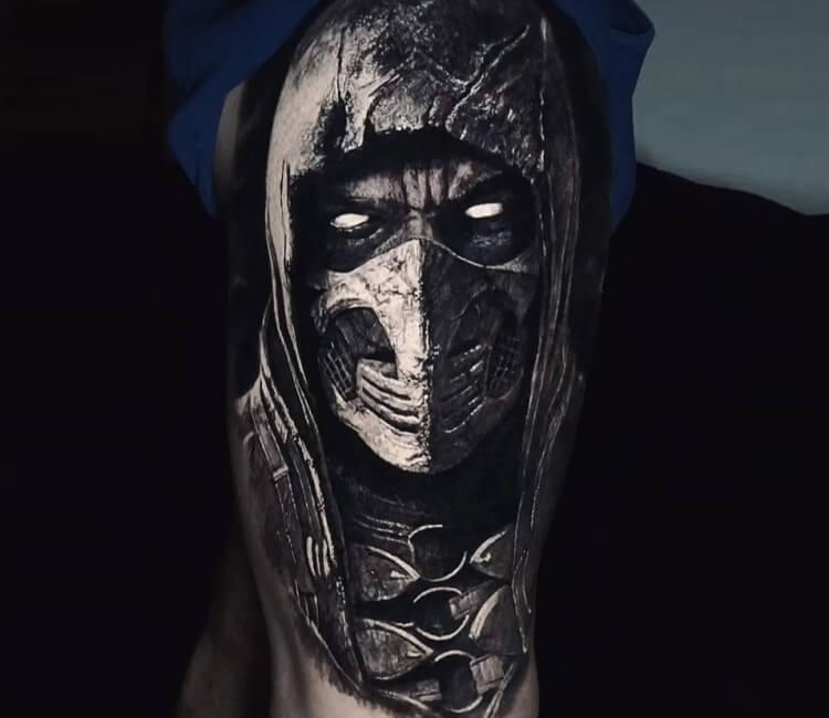 Mortal Kombat Tattoo By Eliot Kohek Post 29559