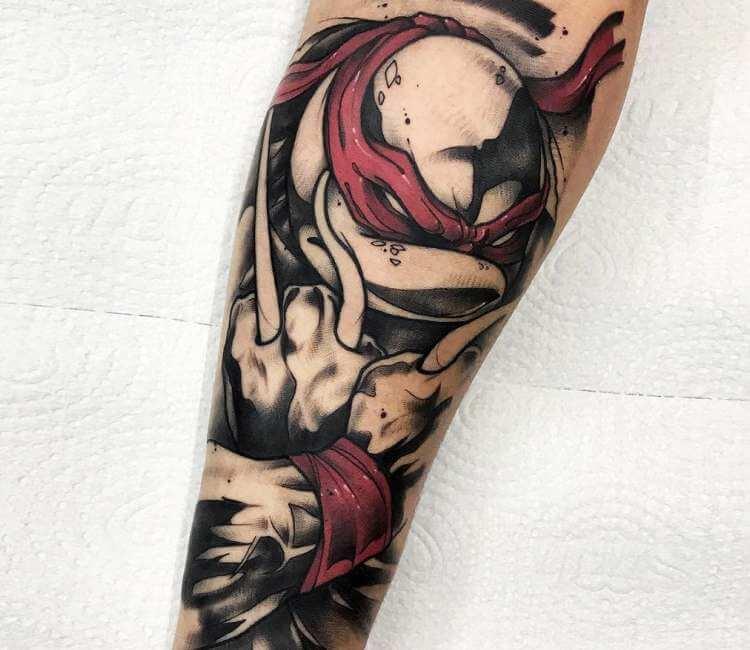 Raphael Tattoo By Gustavo Takazone Post 25216