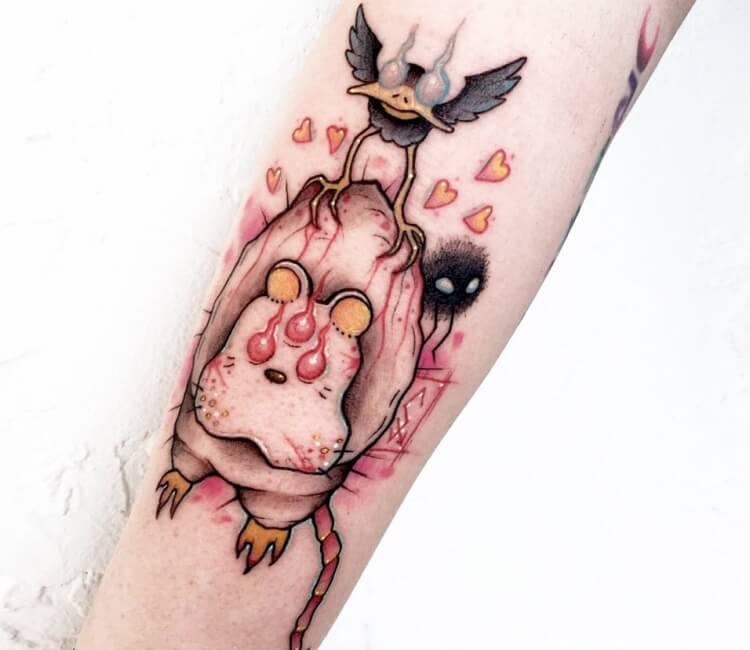 Spirit Tags Tattoo Ideas World Tattoo Gallery