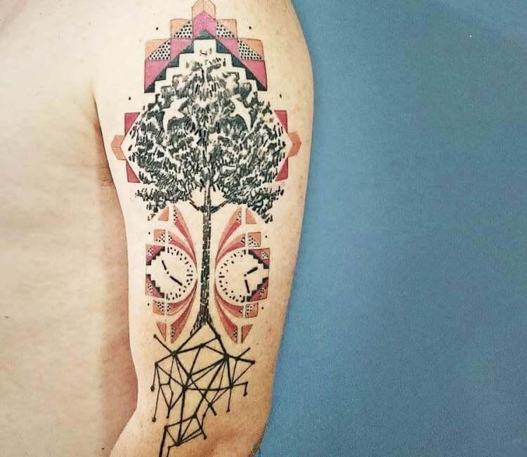 Family Tree Tattoo By John Monteiro Post 17473