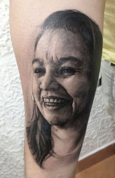 Portraits Tattoo By Joshua Gomez Post 10254 394 x 620 jpeg 33 кб. world tattoo gallery