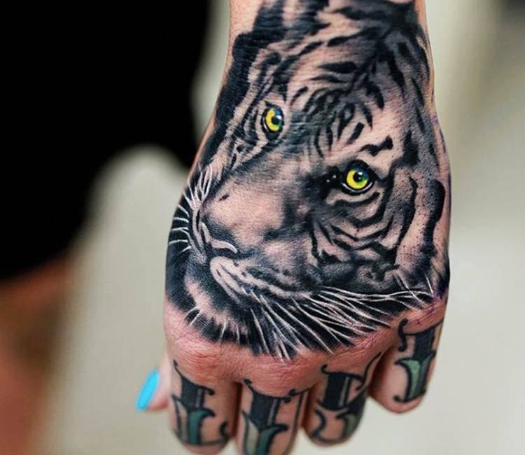 Tiger tattoo 16