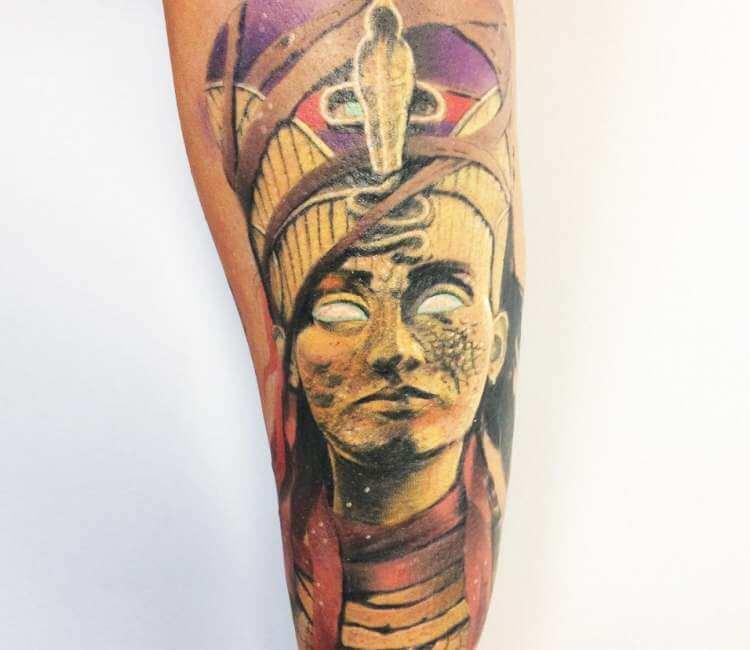 Cleopatra Tattoo By Kowolik Grzegorz Post 24712