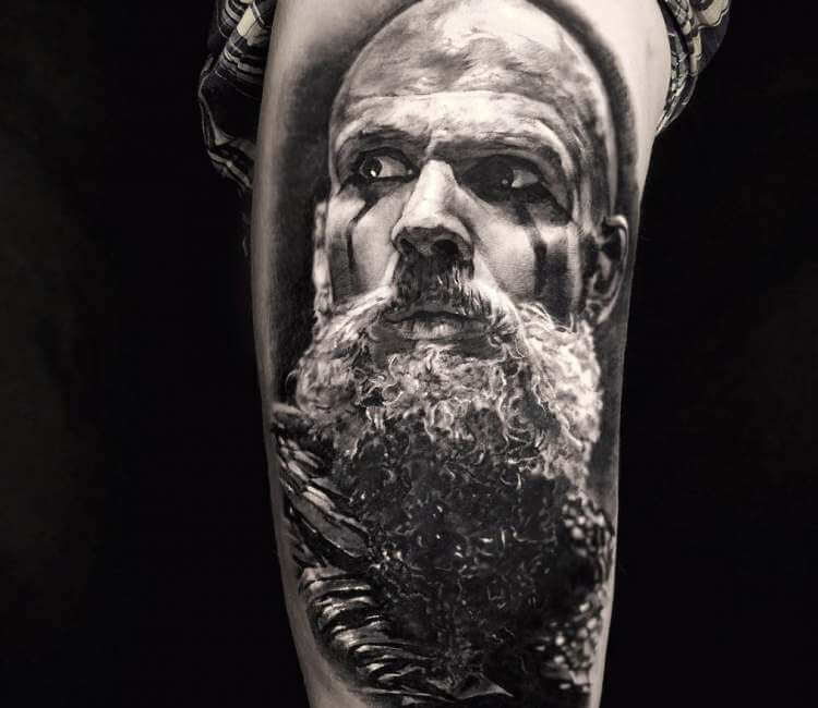Floki Tattoos: Floki Tattoo By Michael Taguet