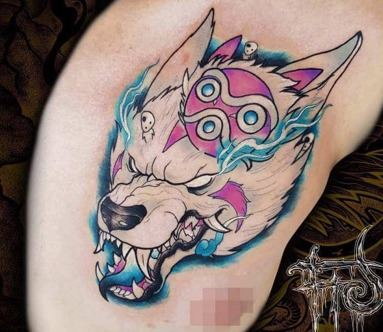44cd6757d Moro Wolf tattoo by Minh Luurangon | Post 25816