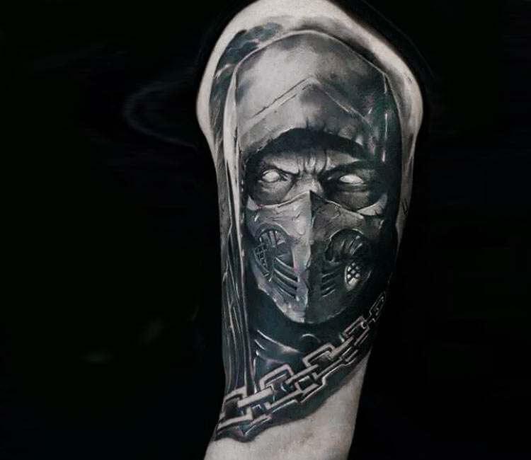 Scorpion Tattoo By Mloody Tattoo Post 23747