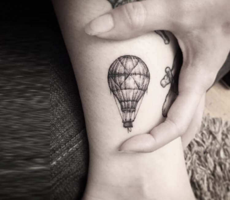 unique travel tattoos
