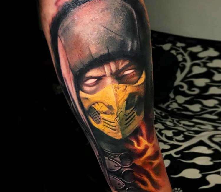 Mortal Kombat Tattoo World Tattoo Gallery