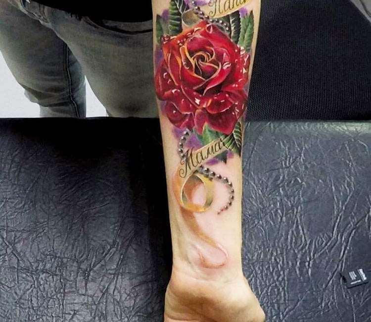 Pasha Tarino Tattoo Artist Tattoos 2