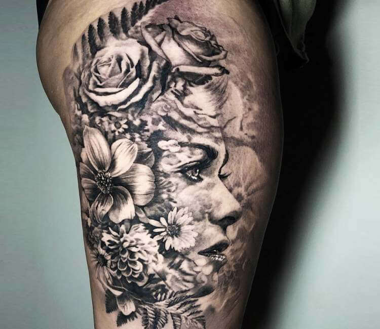 Mother Nature Tattoos: World Tattoo Gallery