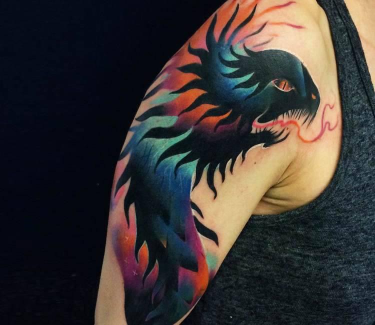 Quetzalcoatl Tattoo By Todryk Tattoo Post 15285