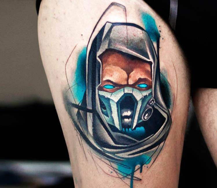 Subzero tattoo by Uncl Paul Knows | Post 20844