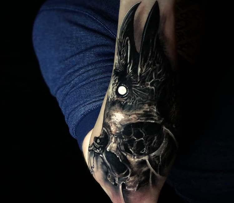 Raven Tattoo By Vainius Anomaly Post 25657