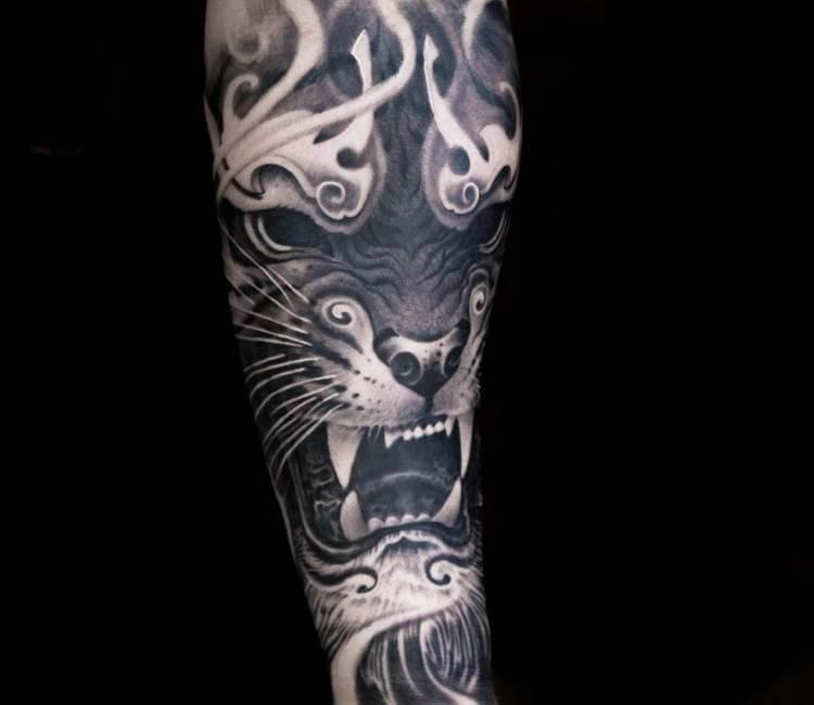 Tiger tattoo 18