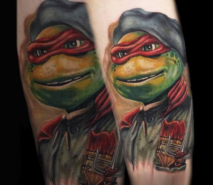 Rafael Tattoo By Vladislav Shetikov Post 27336