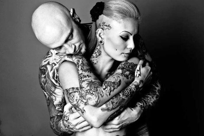 Tattoo photo of Unknown Model | Post 233