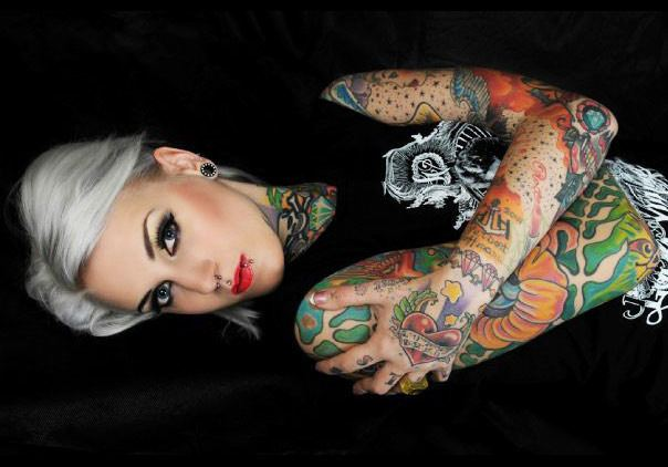 Tattoo photo of Lexy Hell | Post 971