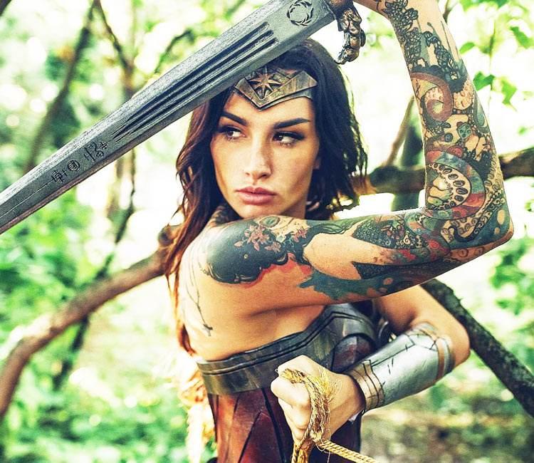 Angelica Anderson Nude Photos 4