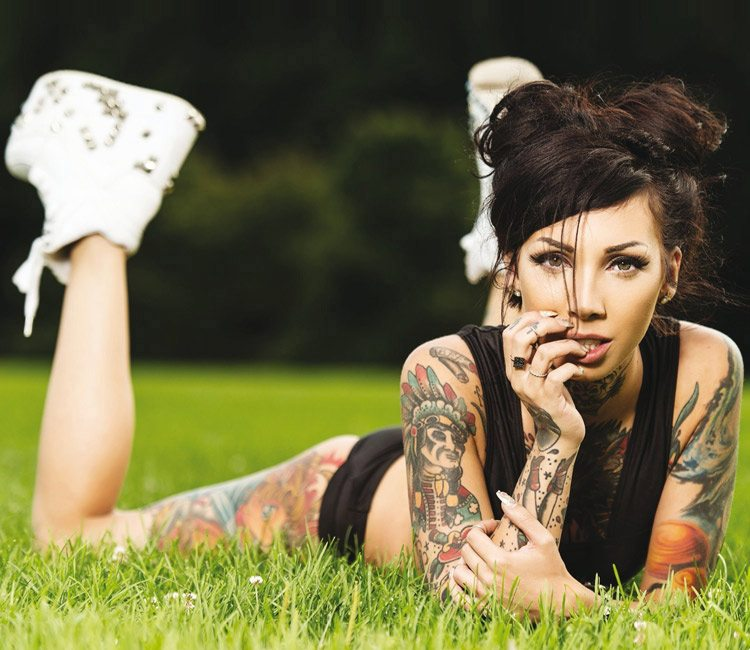 Tattoo photo of Sarah Ve | Post 13934