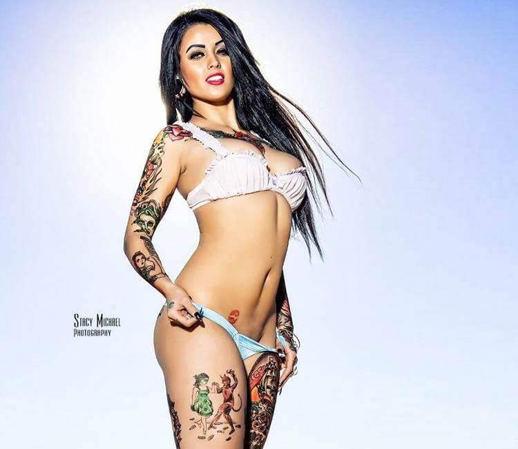 Tattoo photo of TK Horan   Post 15895   Girl tattoos